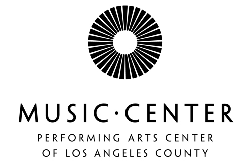 The Music Center Los Angeles logo