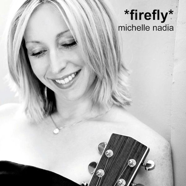 Michelle Nadia - Firefly album cover artwork