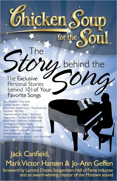 Chicken Soup for the Soul: The Story Behind the Song book cover