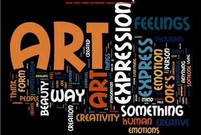 Art word web