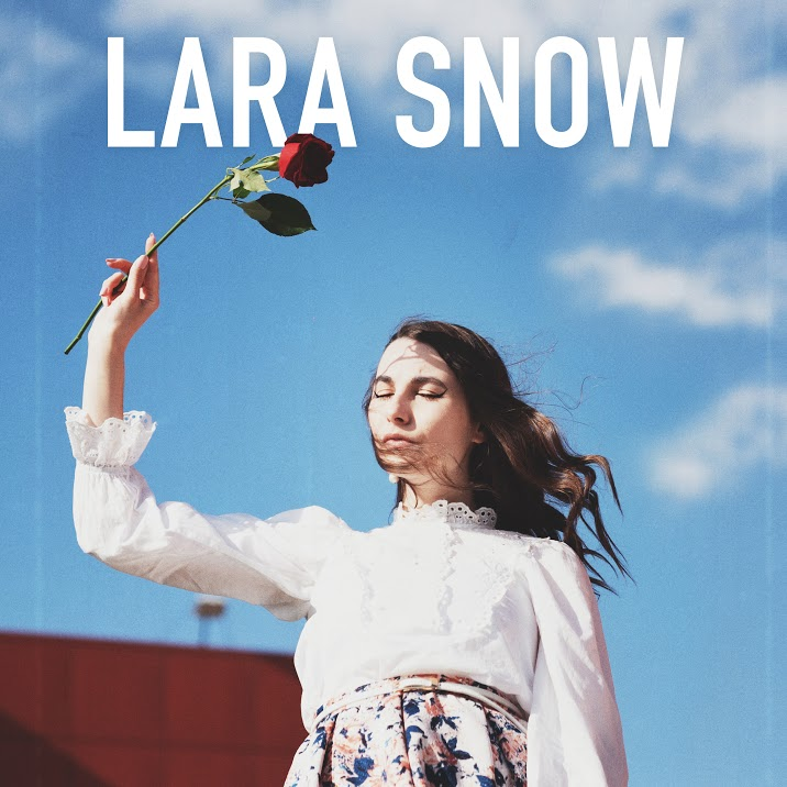 "Cover Art for Lara Snow's new single, ""Swim Far"""