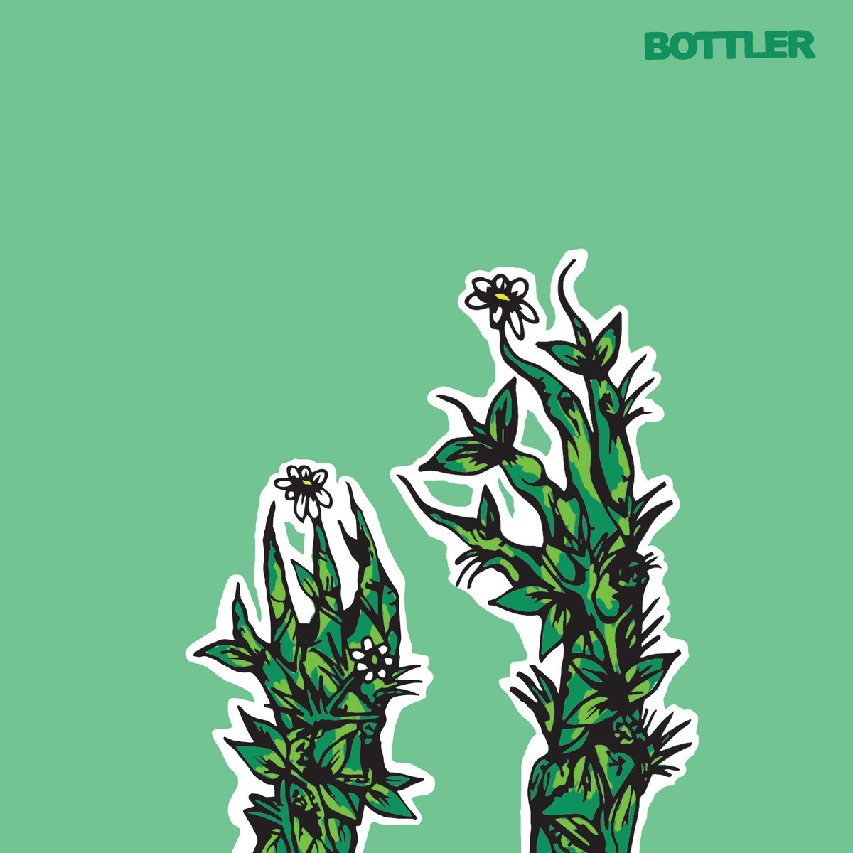 """Cover art for the single edit of """"Soft Winds"""" by Bottler"""